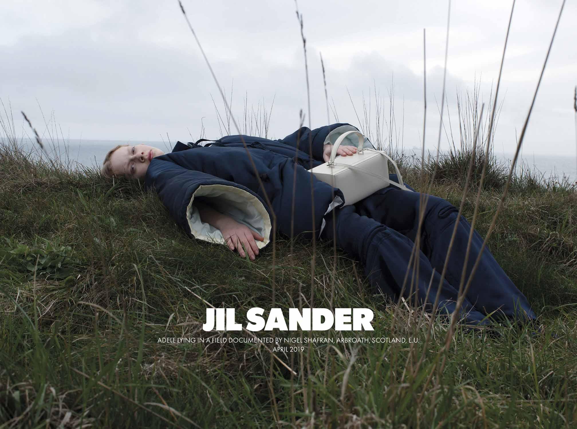 Jil Sander x Nigel Shafran