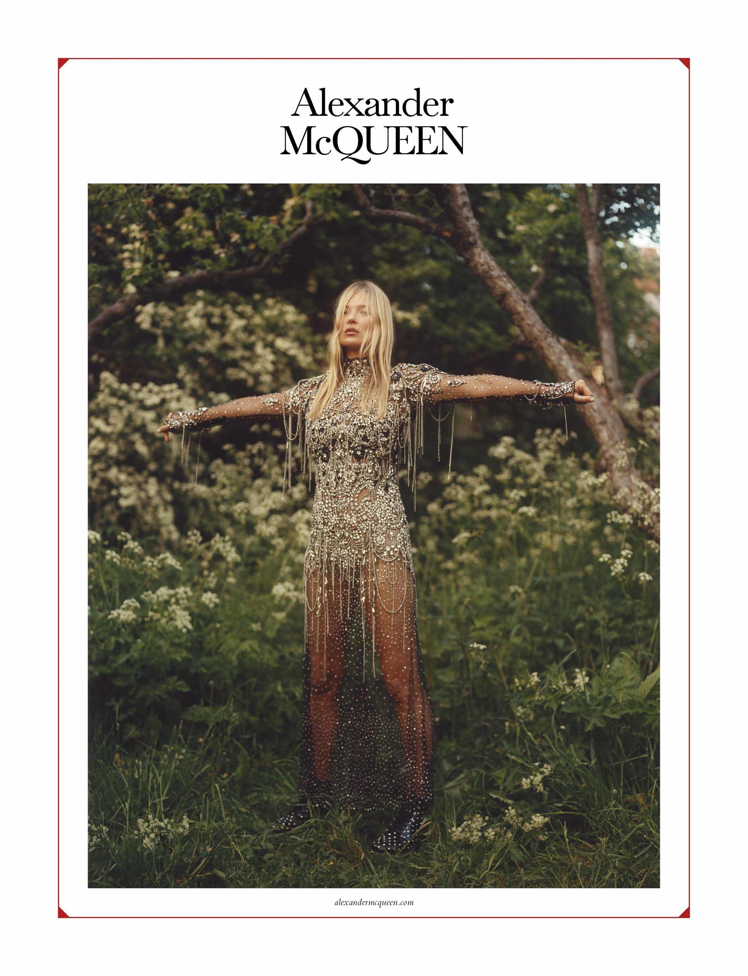 Alexander McQueen AW19 x Jamie Hawkesworth