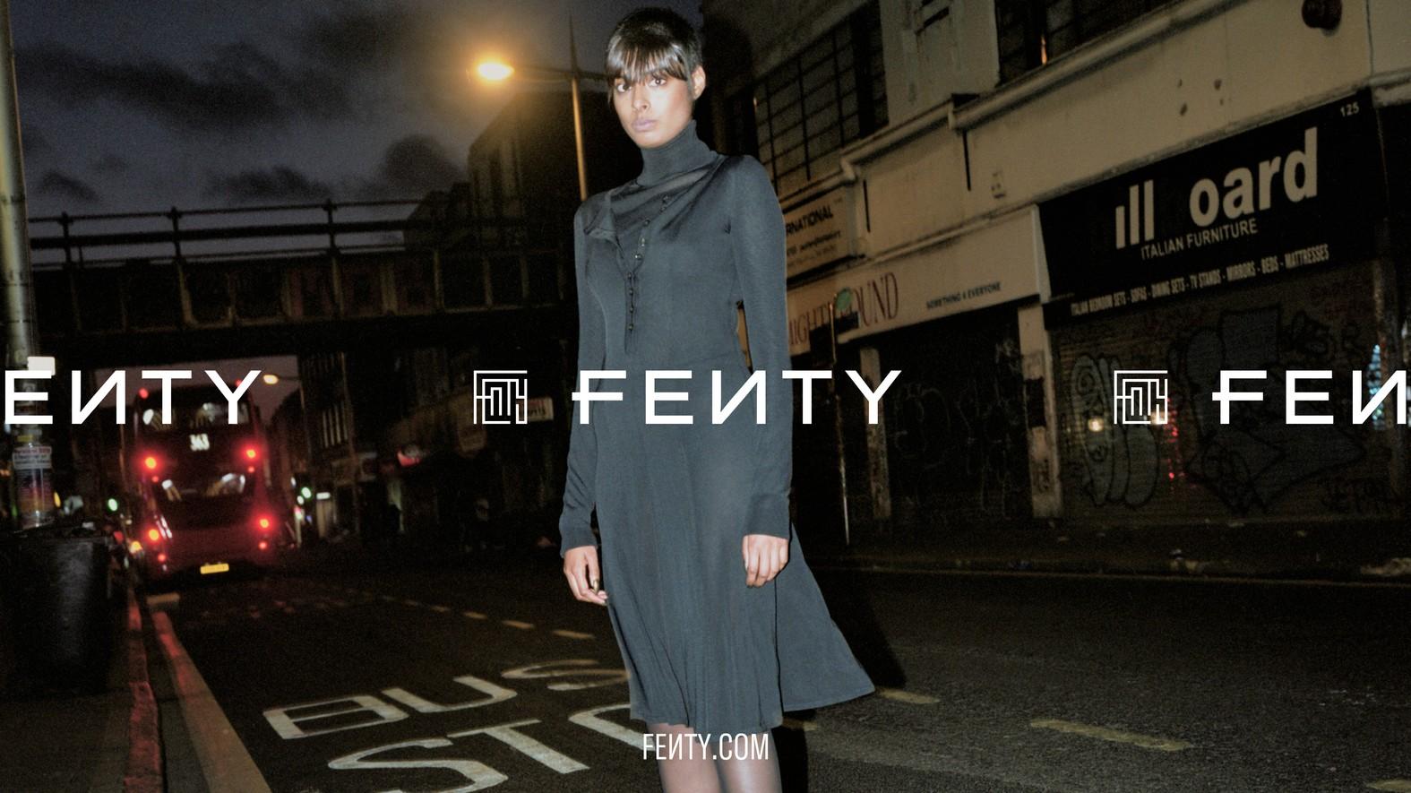 Fenty x Liz Johnson Artur