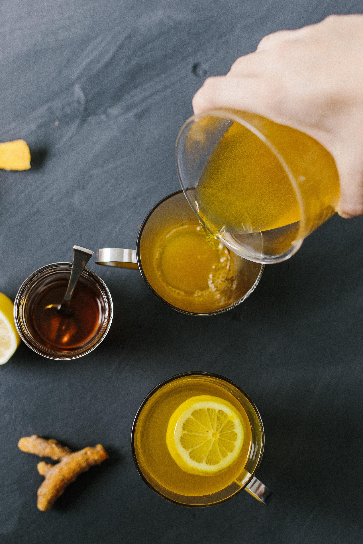My Detox Tea Tonic-Jordan Pie
