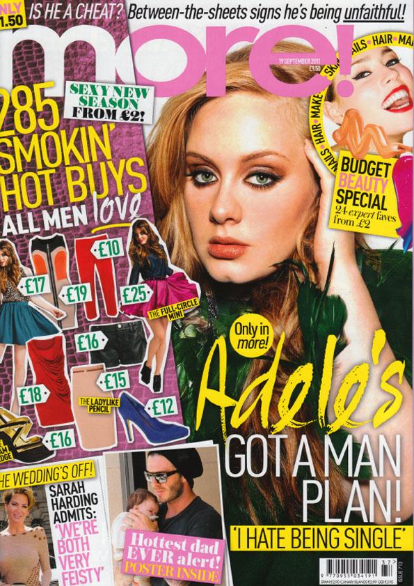 September 2011 More Mag