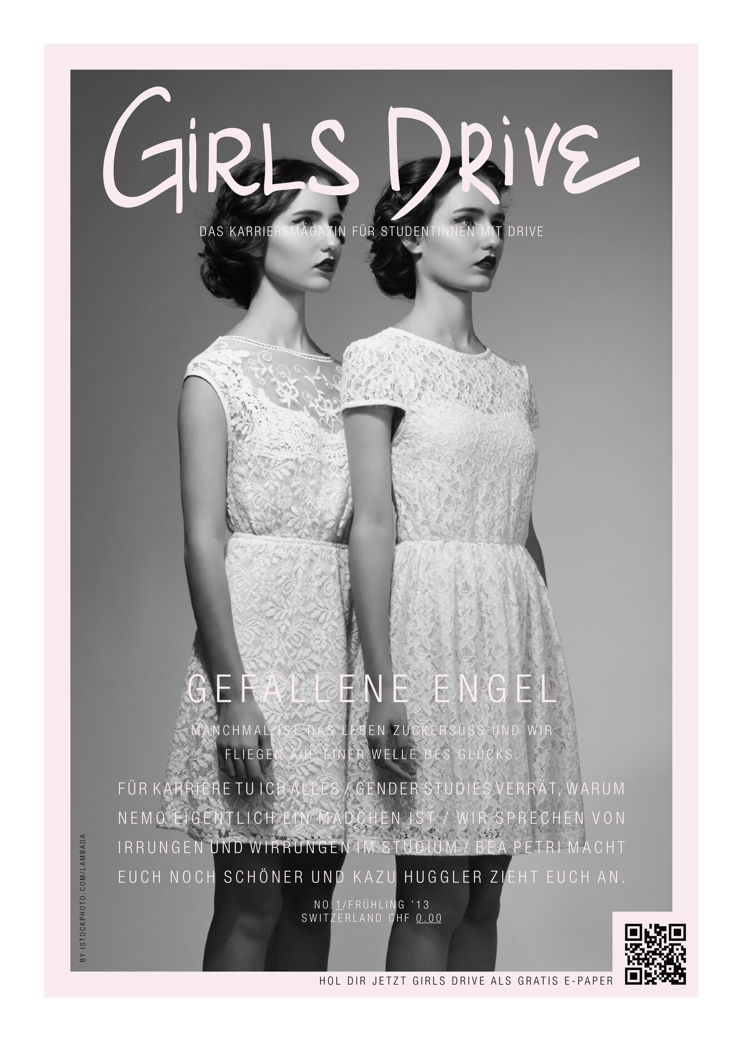 May 2013 Girls Drive