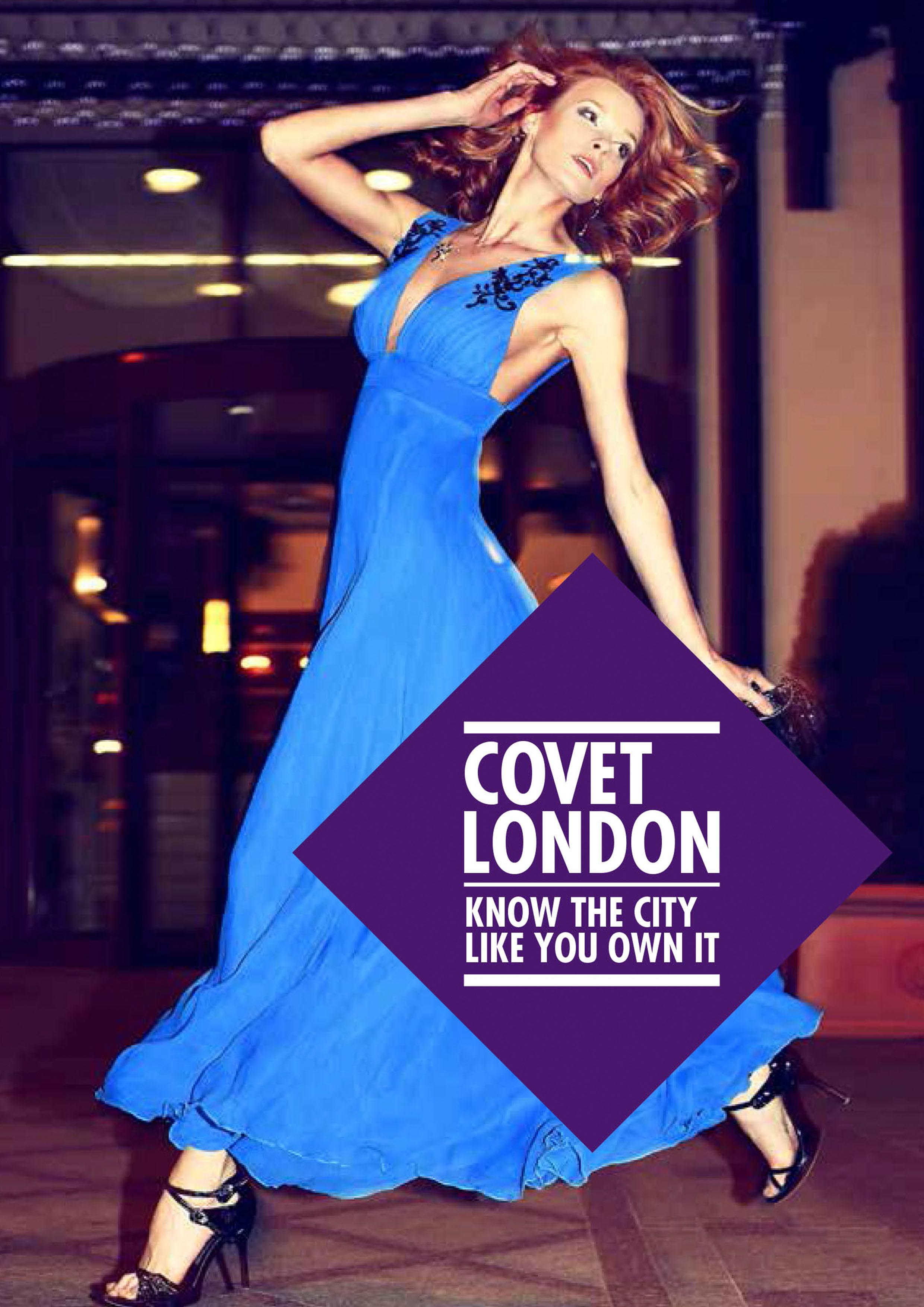 December 2013 Covet Girl London
