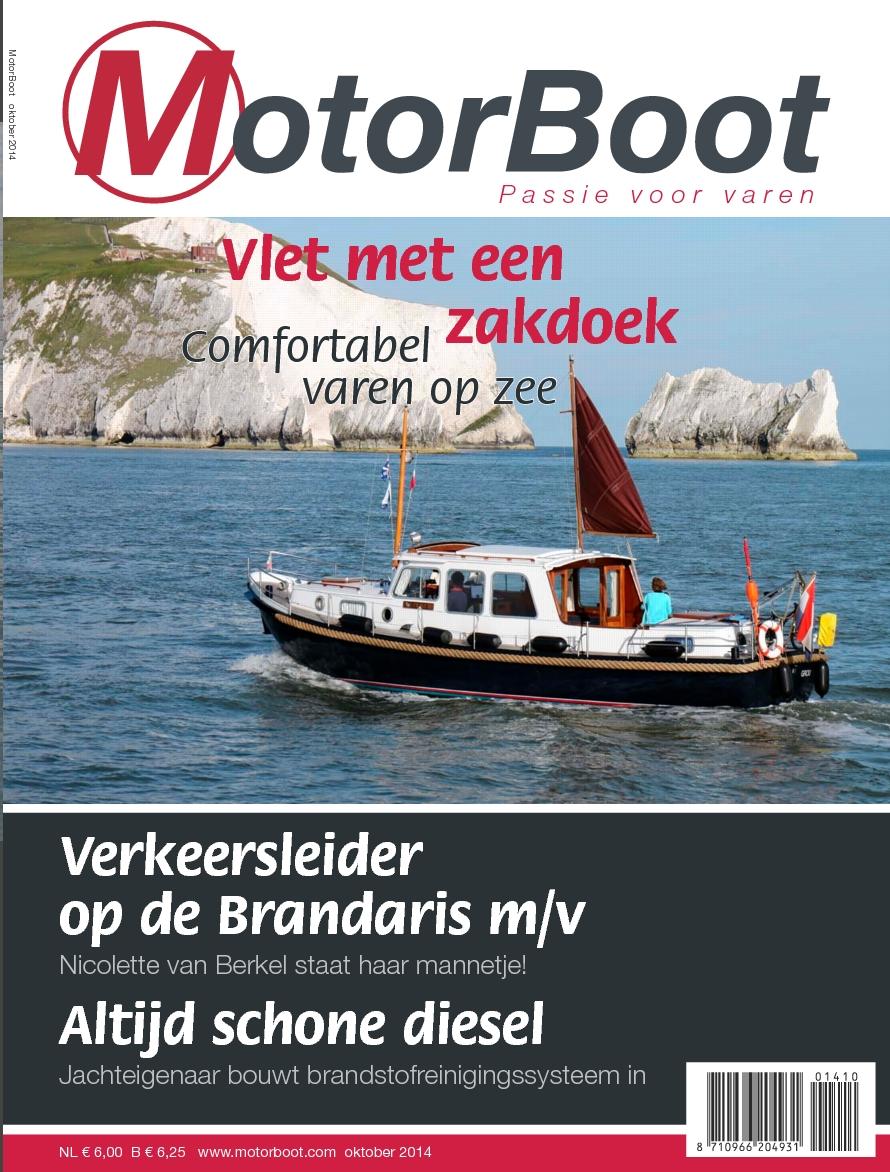 October 2014 Motorboot