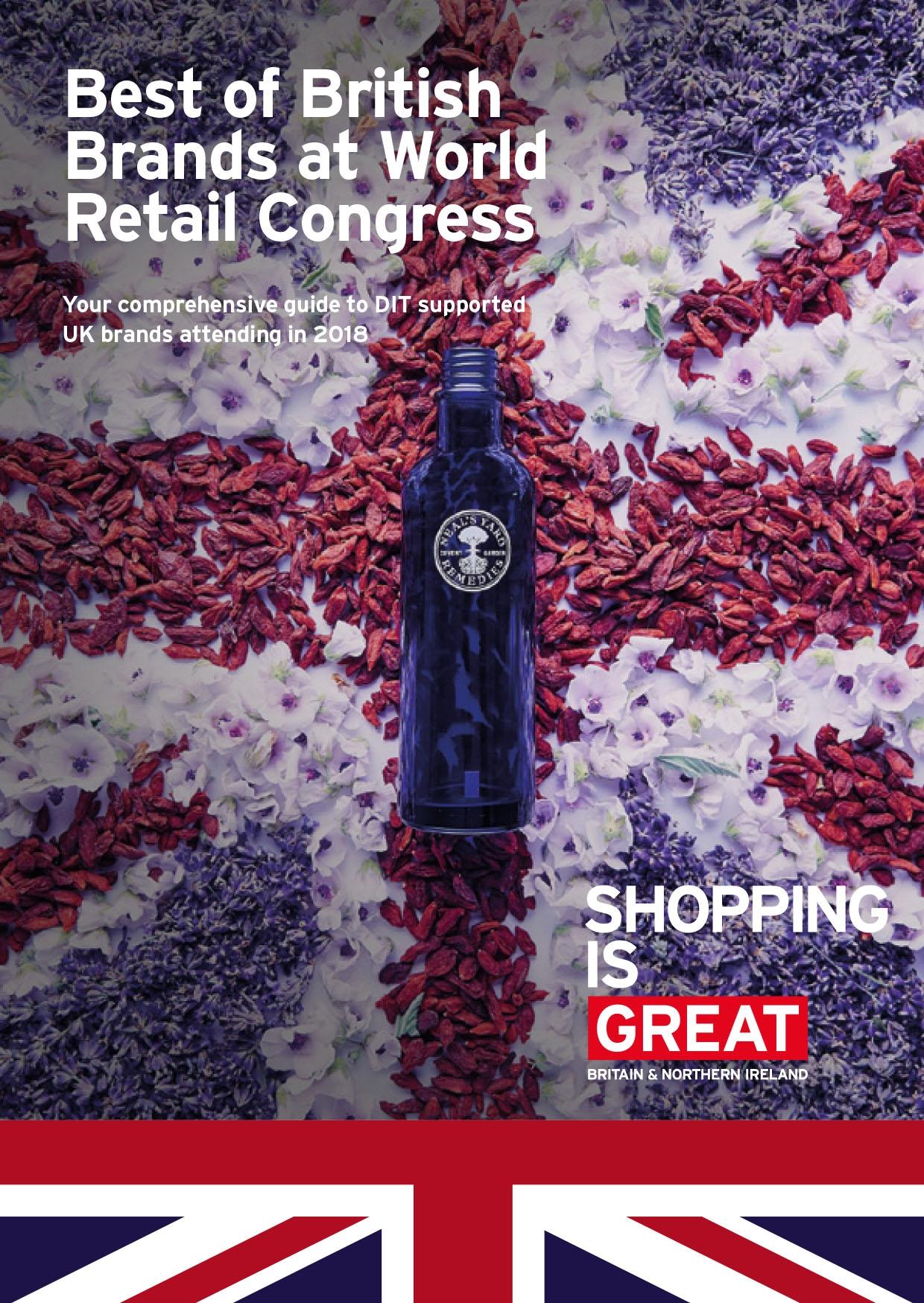 April 2018 Best of British Brands