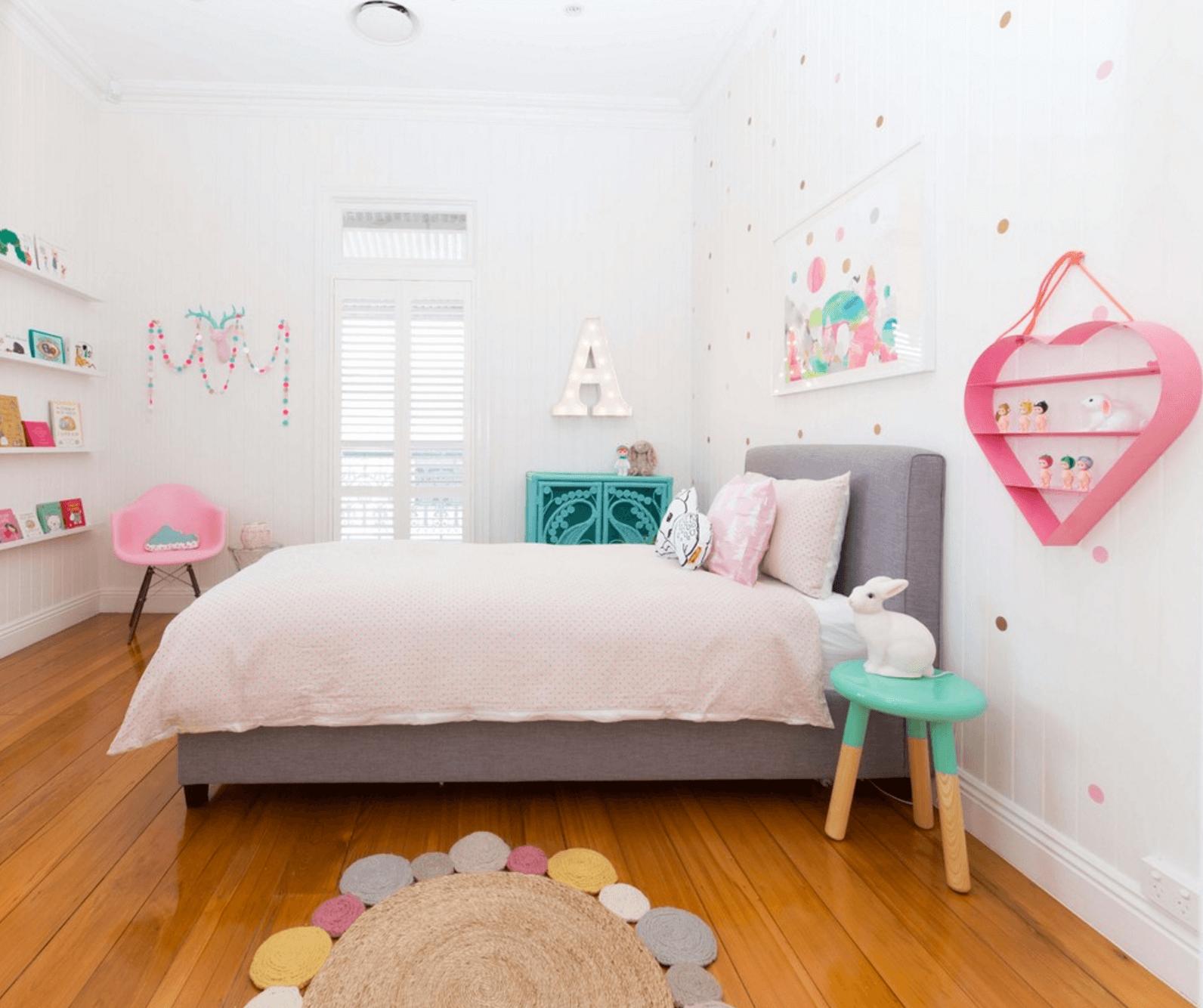 Image:    Petite Vintage Interiors