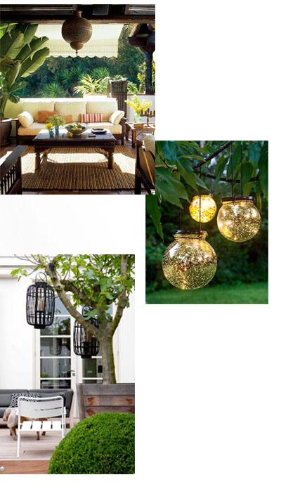 Lighting Ideas Outdoor Setting