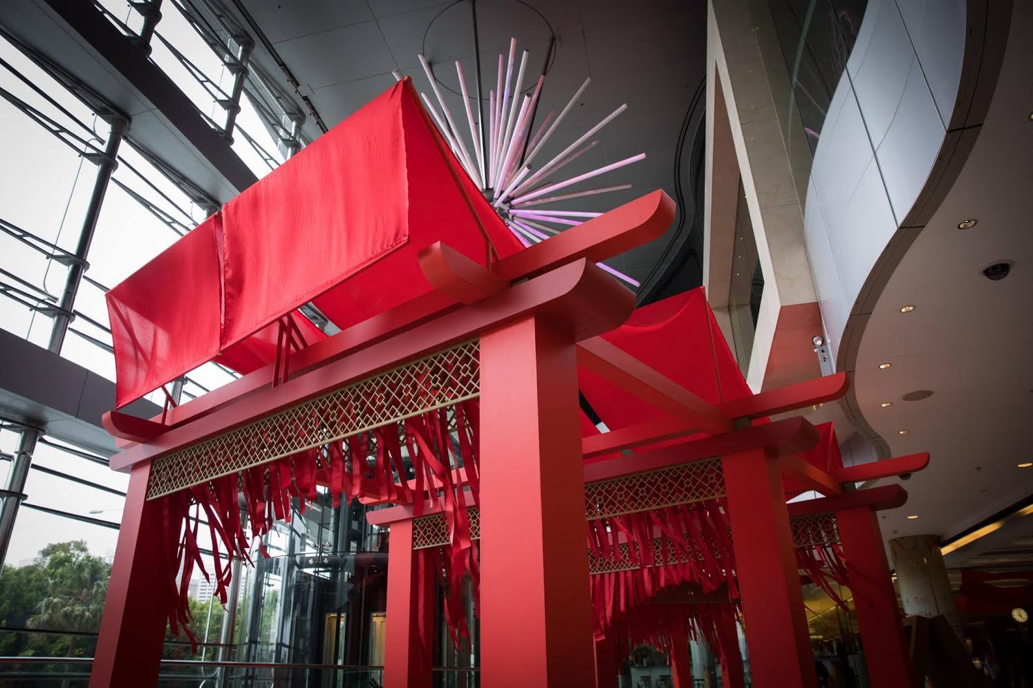 LNY Installation The Star Casino