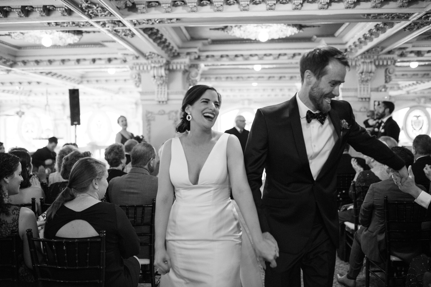 Ryan & Stephanie - Providence, RIVenues: The Dorrance & Providence GFloral: StoneblossomFeatured: Bliss Celebrations