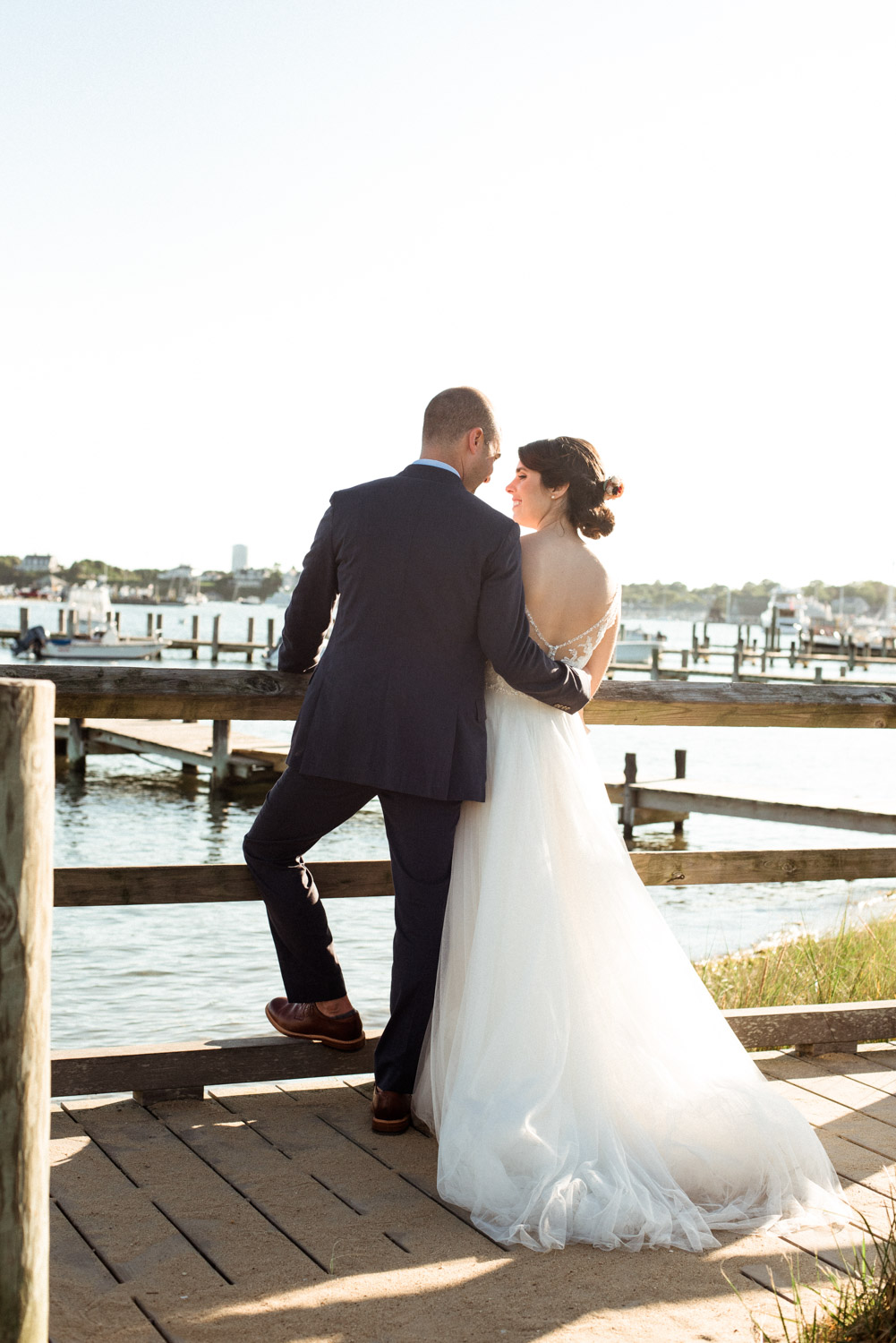 Alex & Marc - Edgartown, MAVenue: Harbor View HotelFloral: Morrice Florist