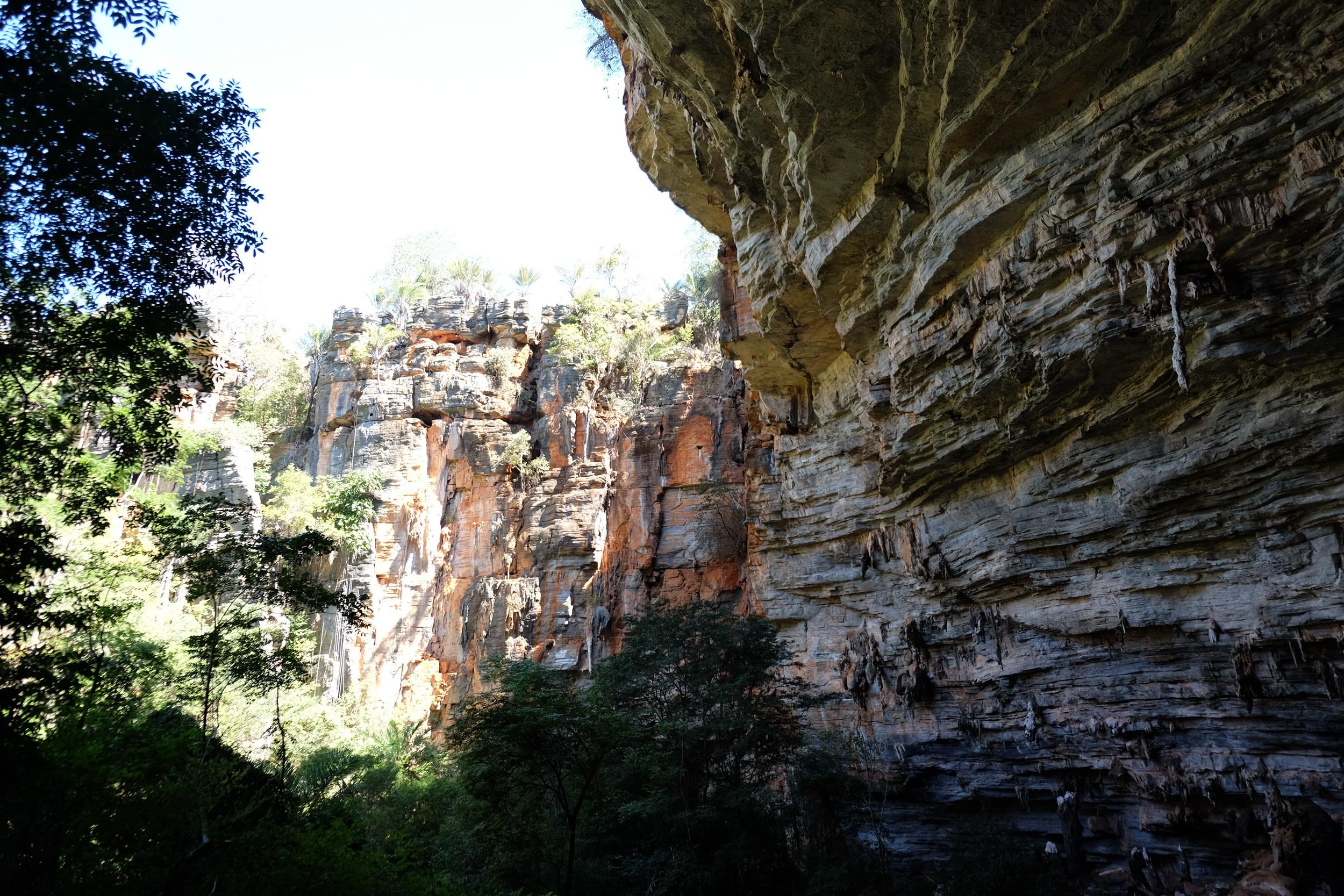 La  gruta de Lapa Doce