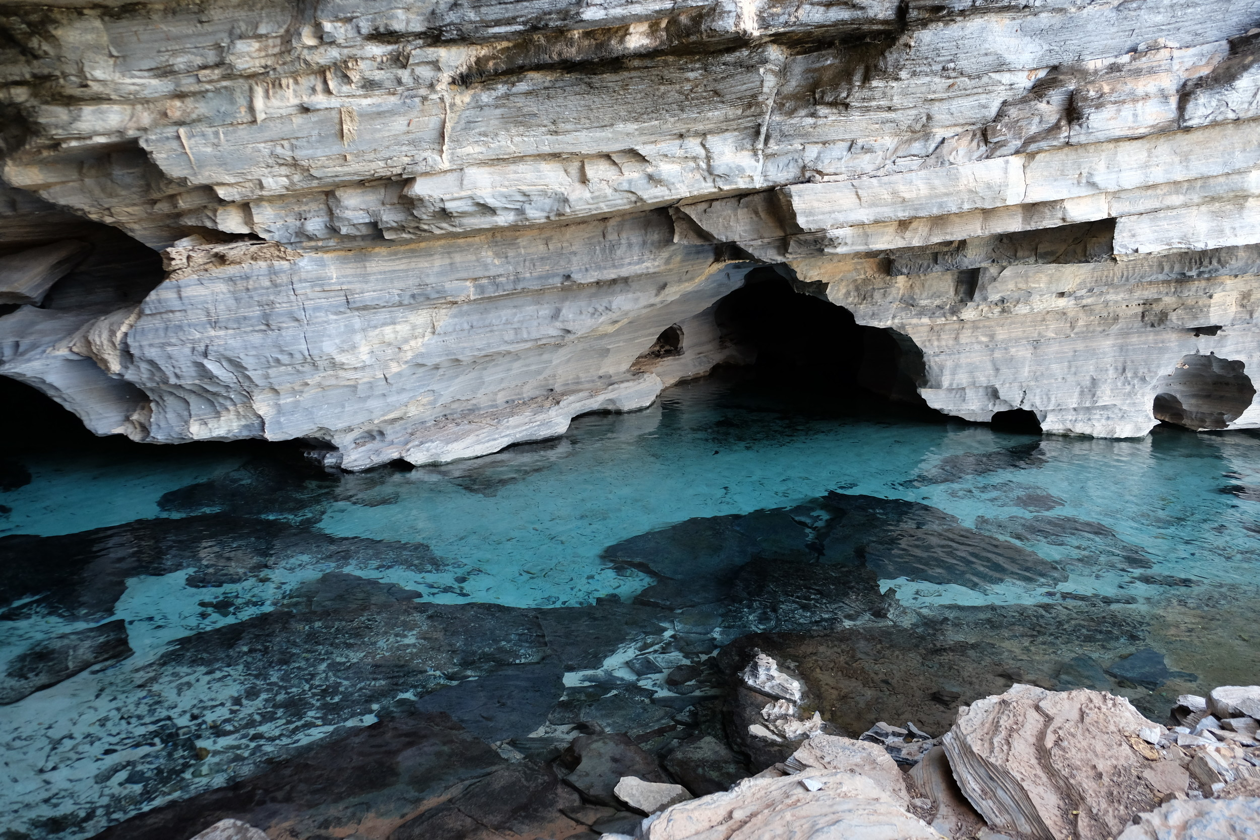 La  gruta de Pratinha