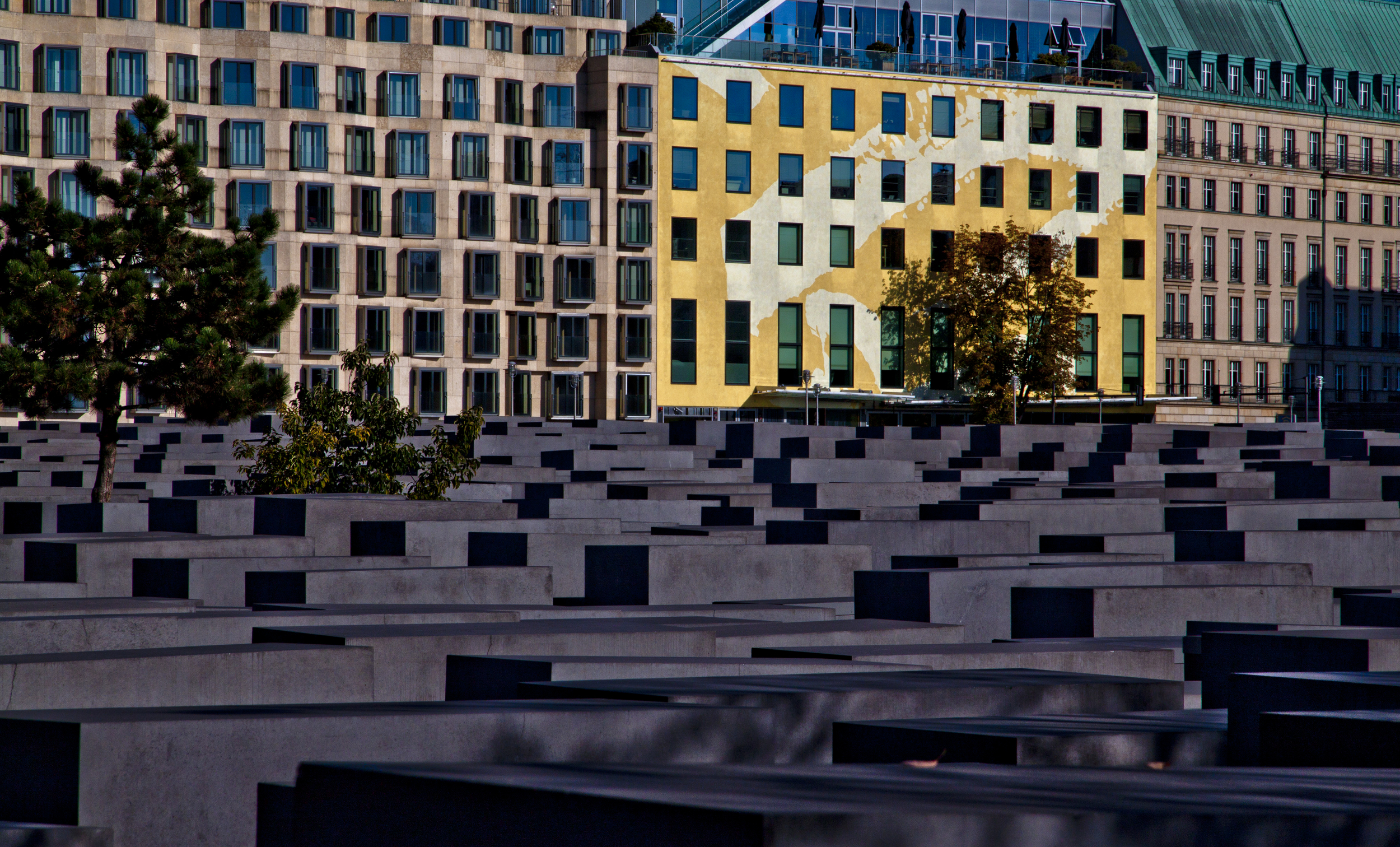 Germany, Berlin, Holocaust Monument