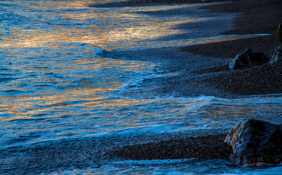 Spain, Asturia, Playa de Silencio