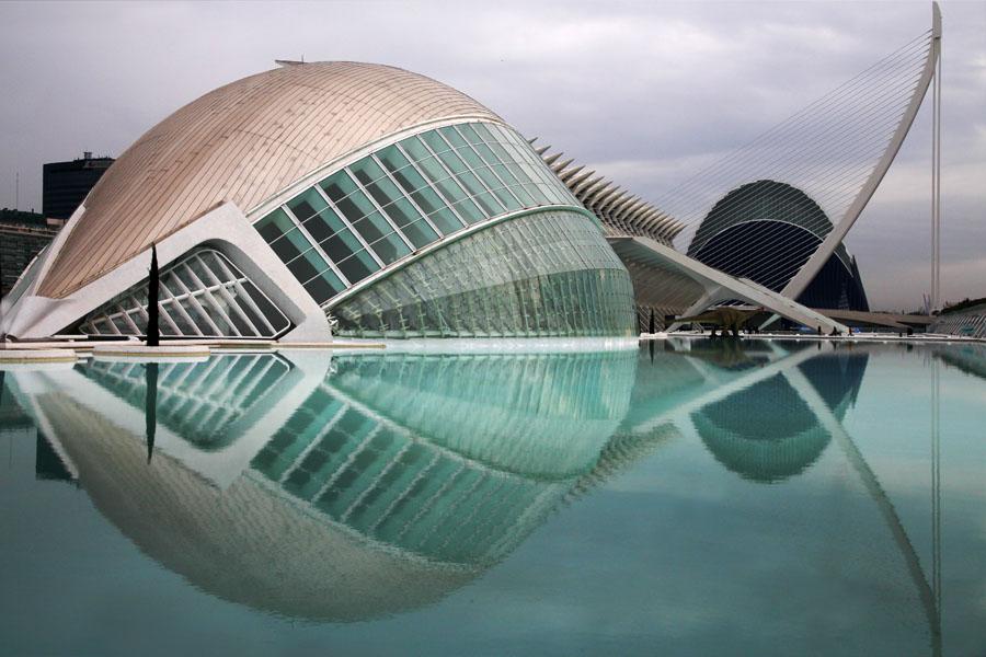 Spain, Valencia, Science Park