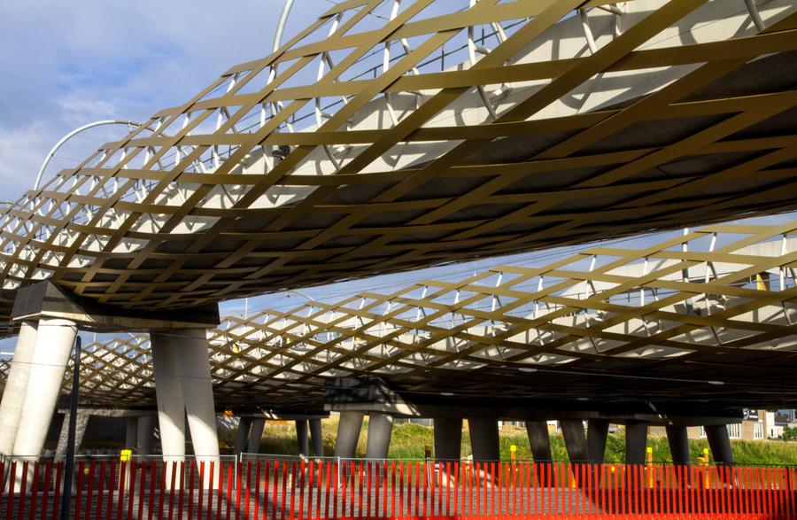Den Bosch, Railway bridge
