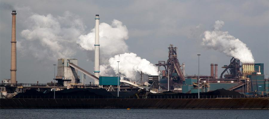 Velsen, Tata Steel