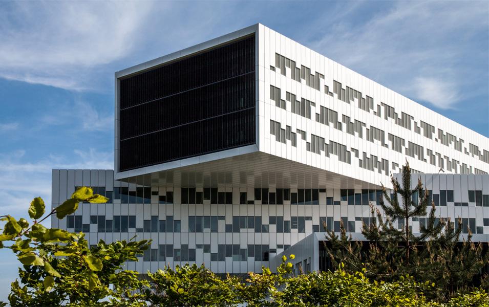 Norway, Oslo, Equinor office