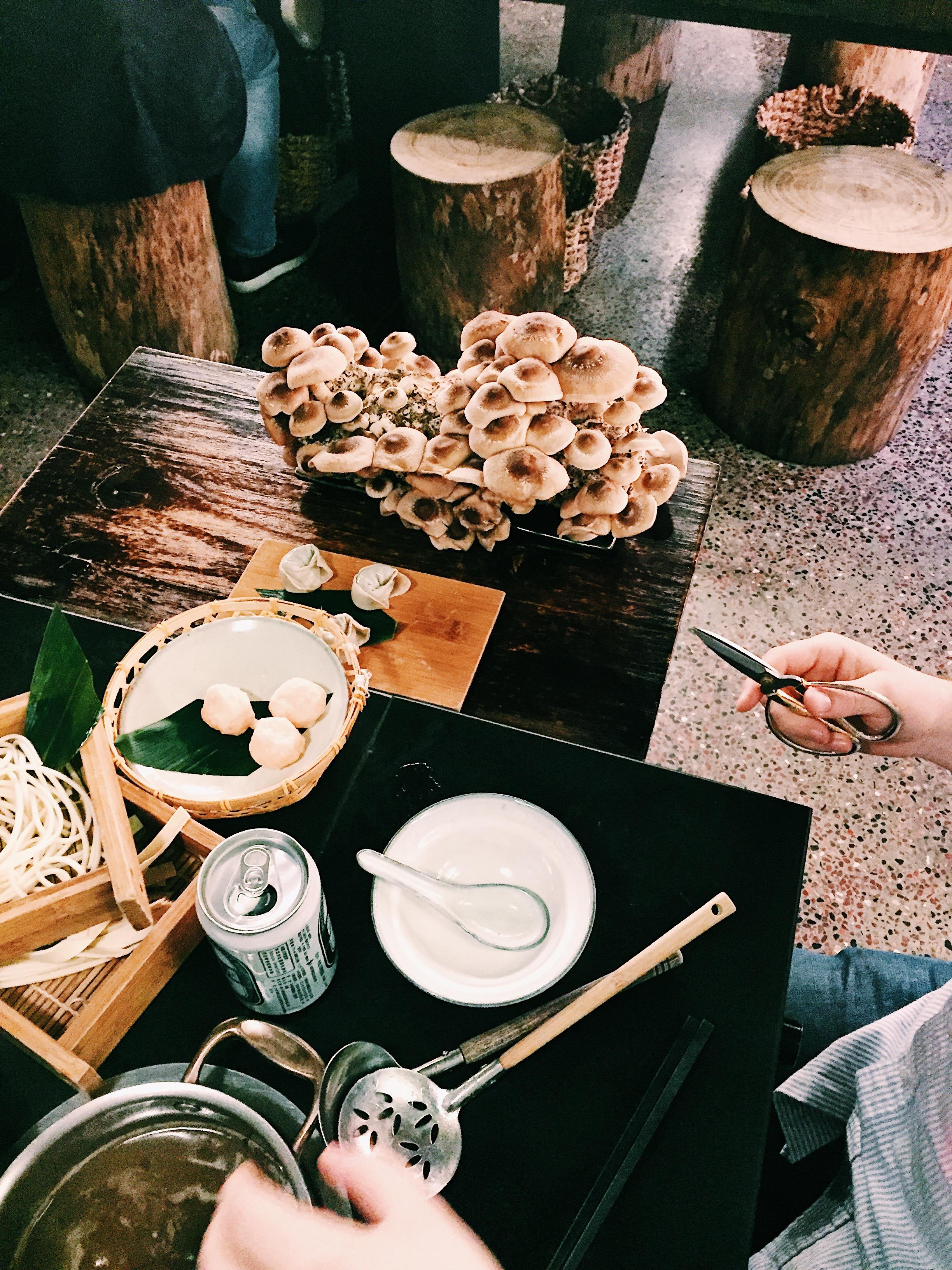Copy of Mushrooms