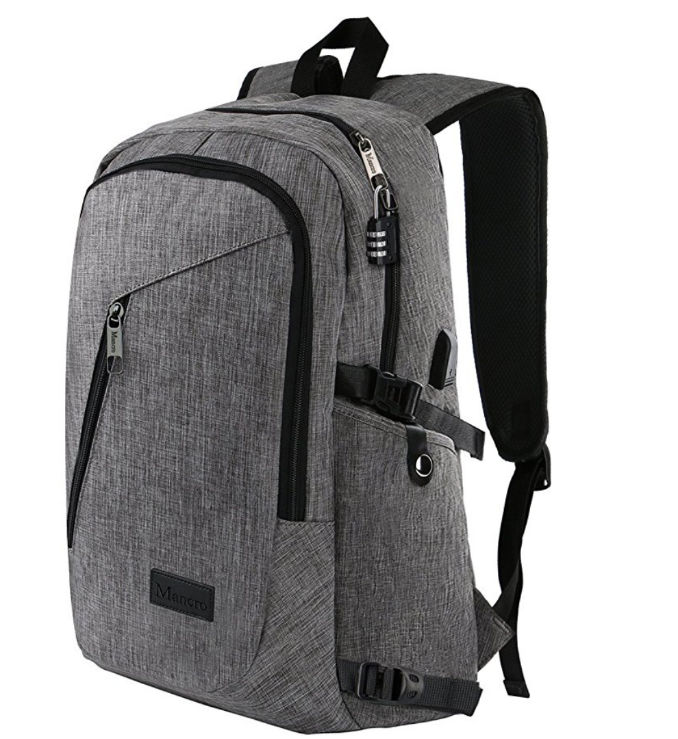 Copy of Copy of Copy of Anti Theft Backpack