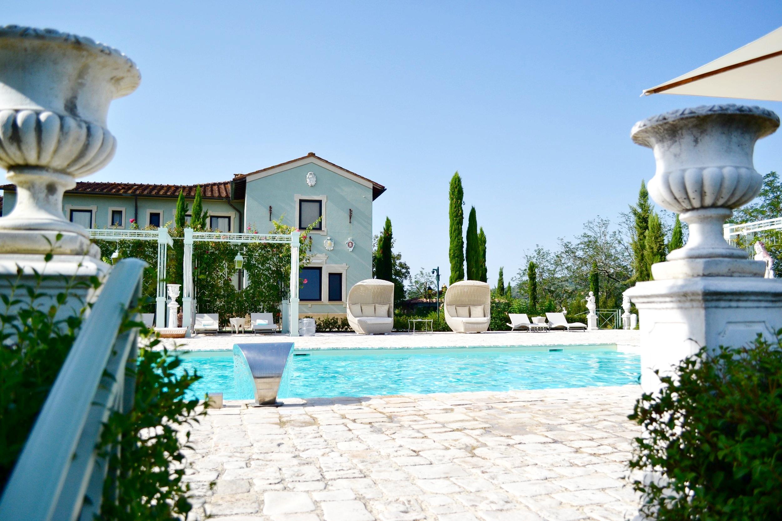 Copy of Relais Sassa Al Sole Tuscany Italy