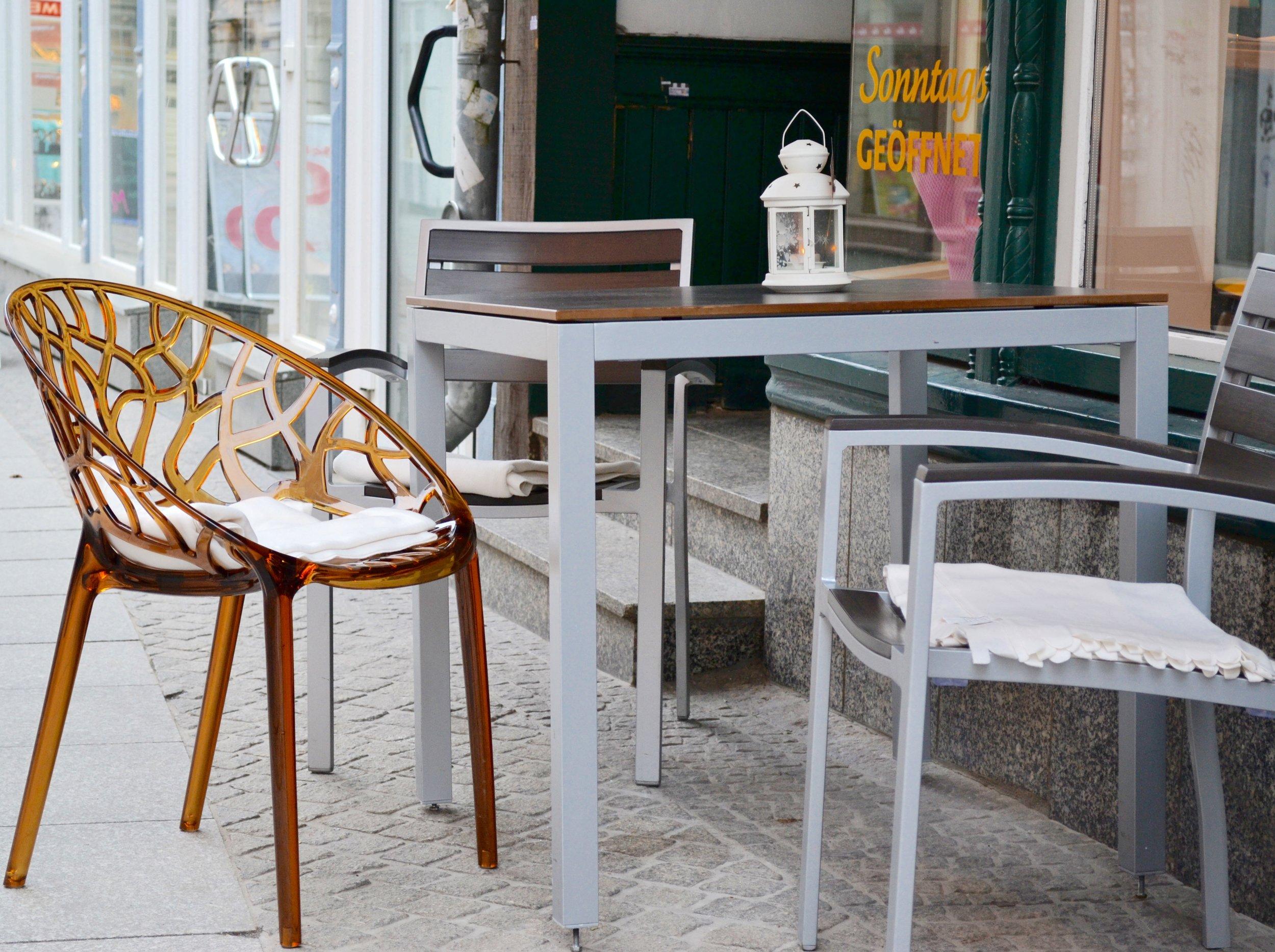 Cozy German Cafe