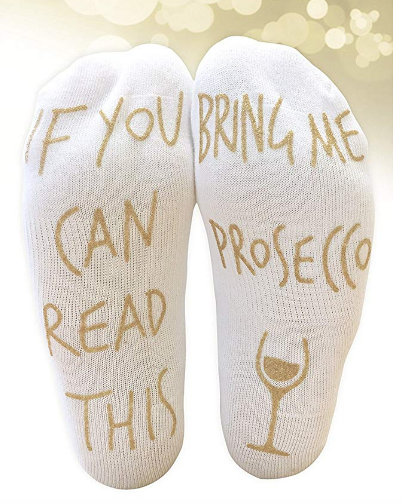 Copy of 7. Prosecco Socks