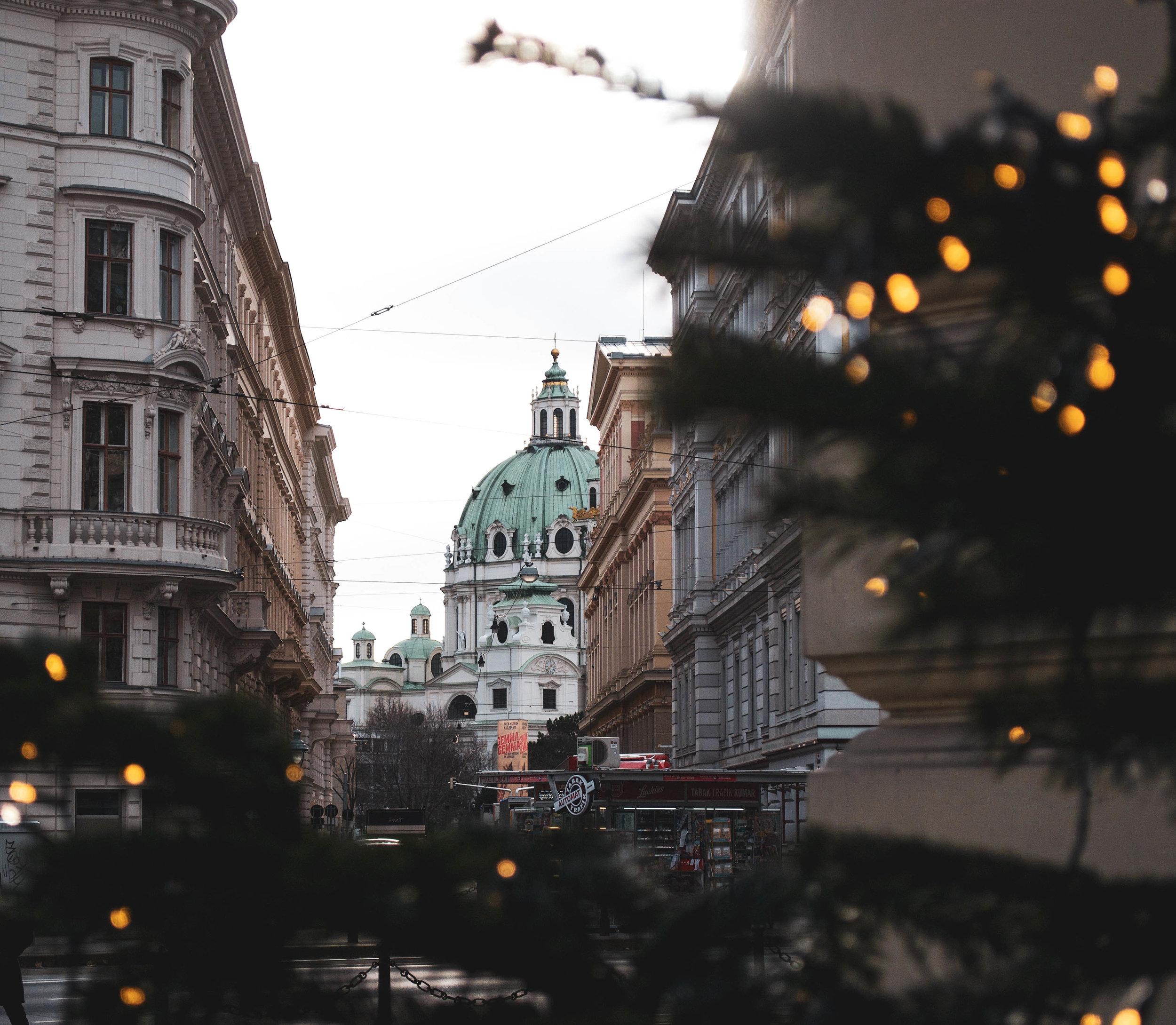Copy of Architecture Vienna Austria