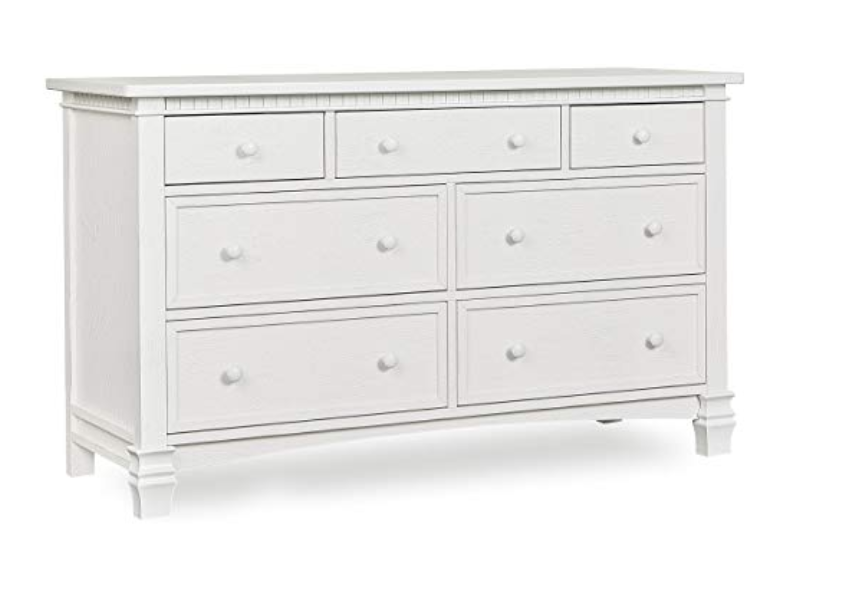 Copy of Double Dresser, Brush White