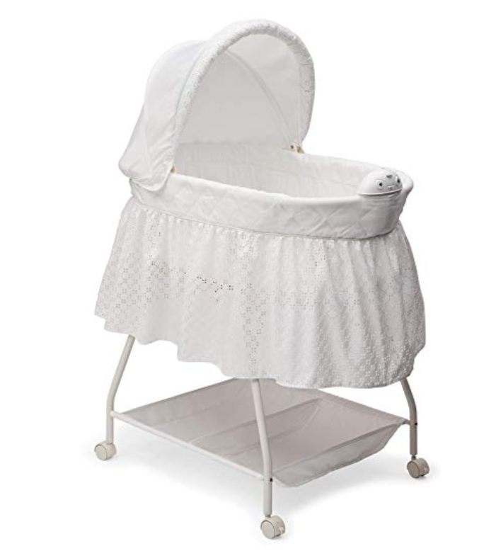 Copy of  Sweet Beginnings Bassinet