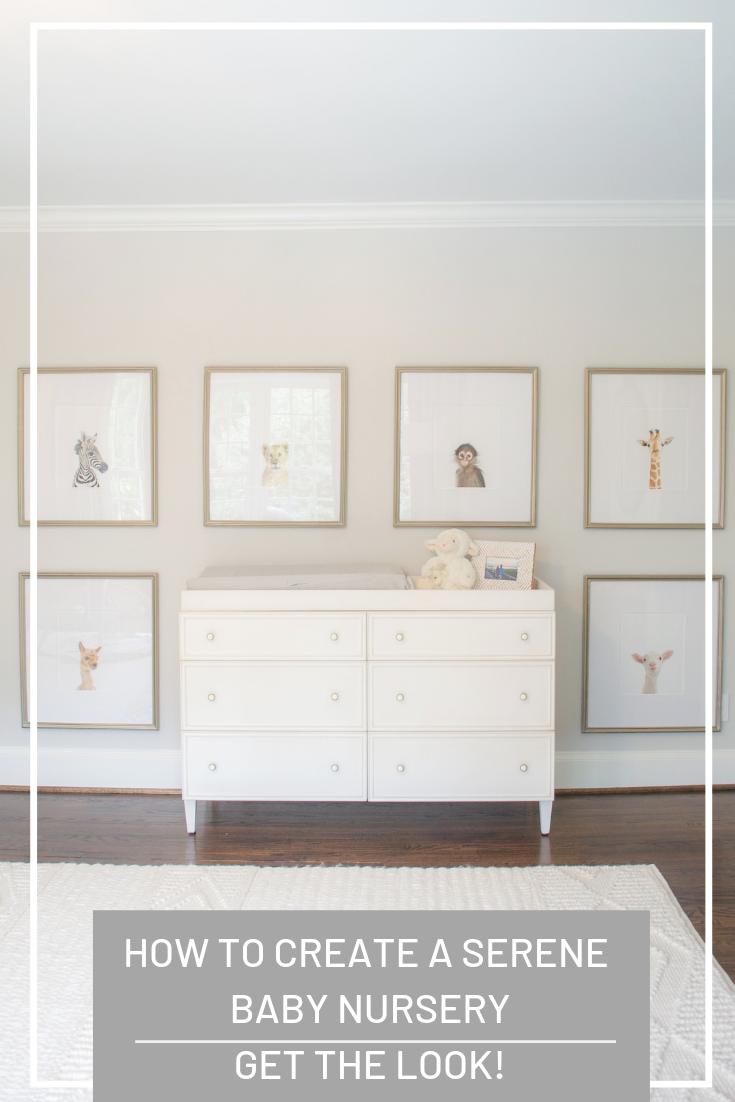 Copy of Designing a Baby Nursery