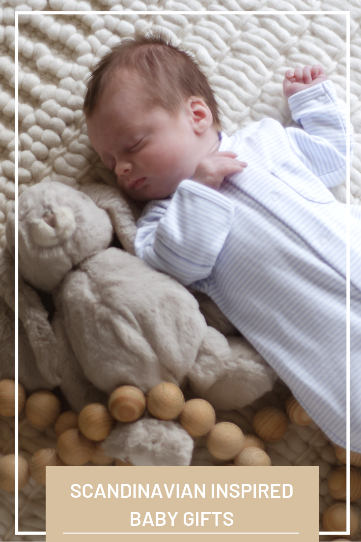 Scandinavian Inspired Baby Gifts