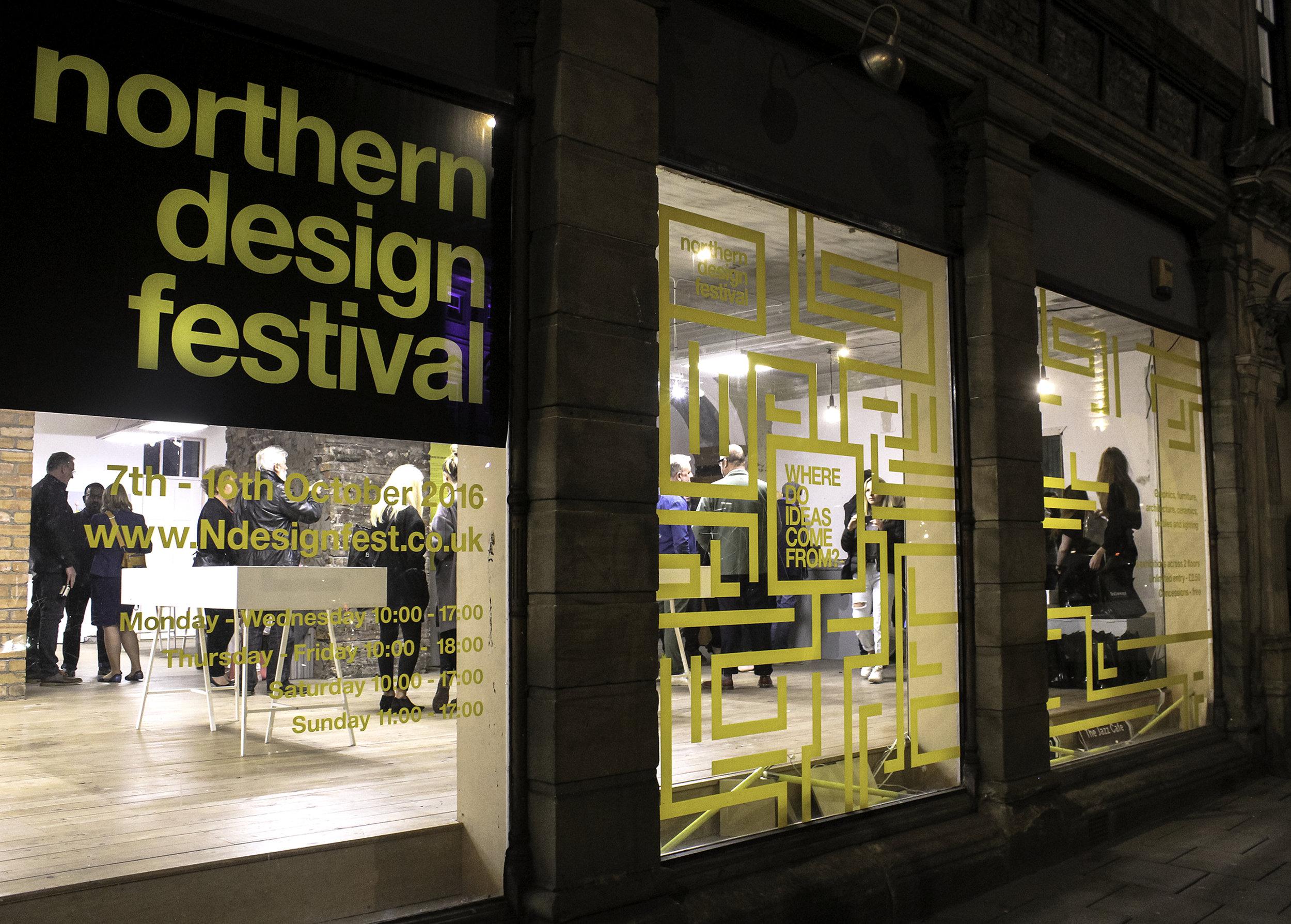 Northern Design Festival (Photo credit: Michelle Tennick)