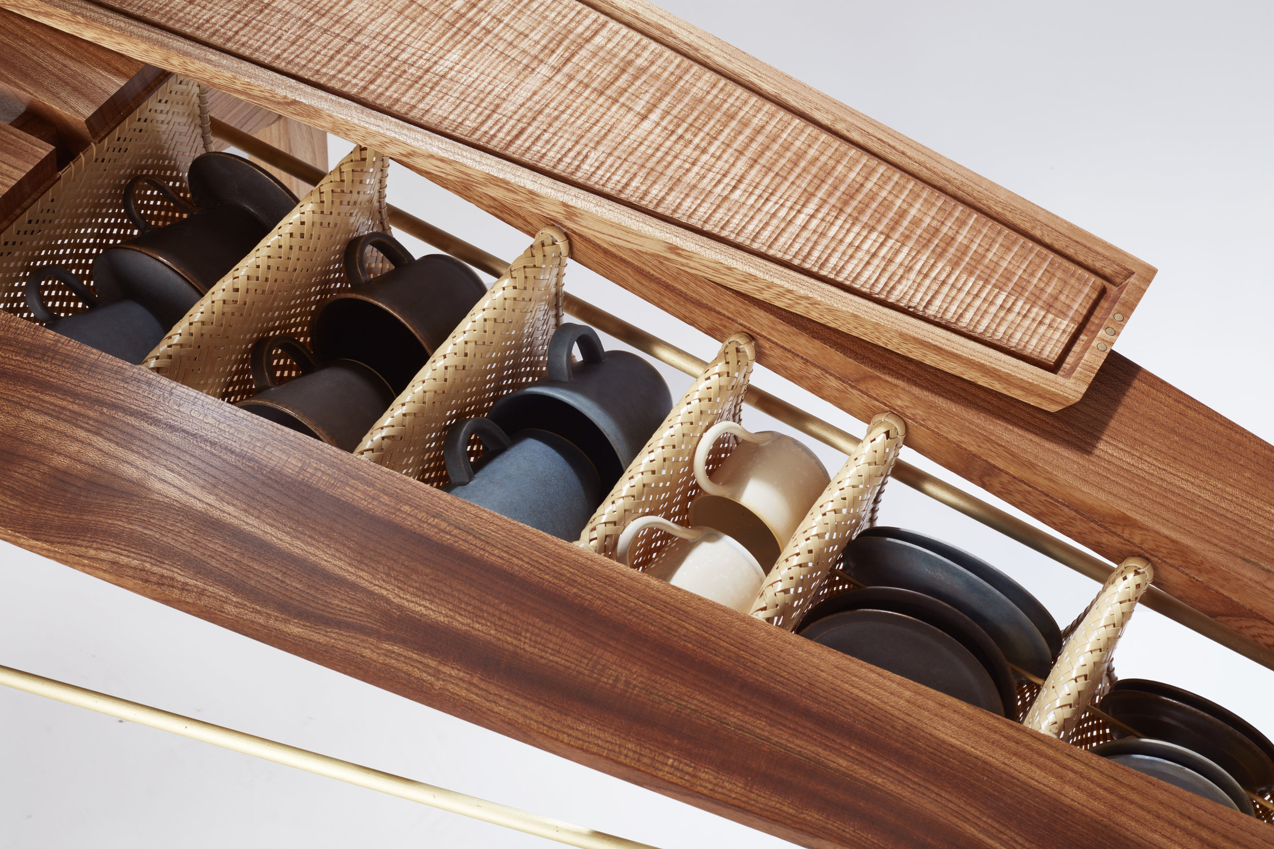 Coffee Cart no.1 by Hugh Miller. Photo by Robert Holmes08.jpg