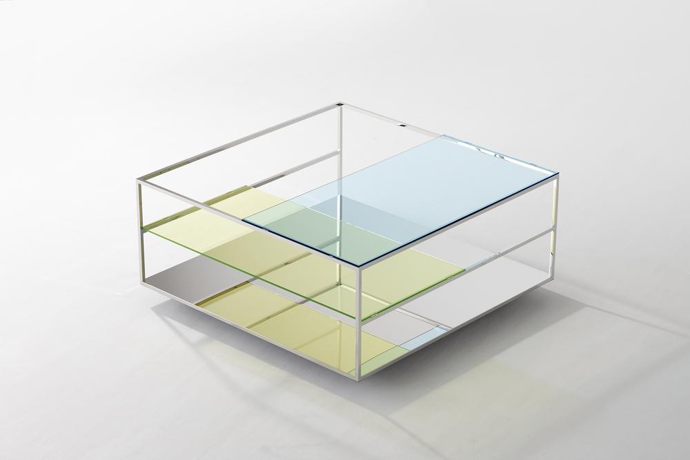 Floe Table by Daisuke Kitagawa