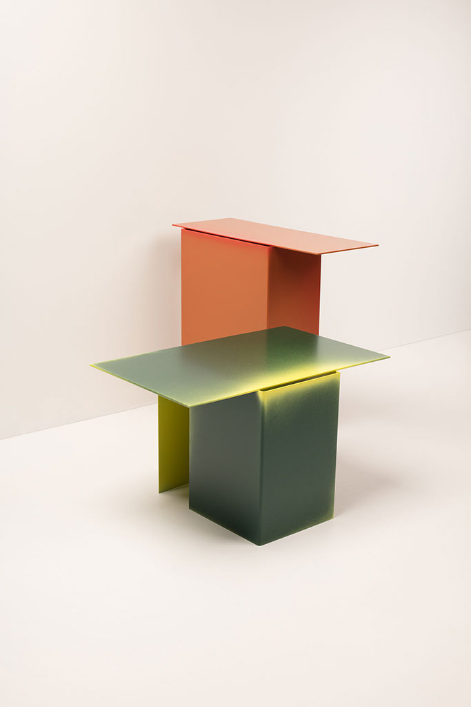 Daze Side Table by Studio Truly Truly
