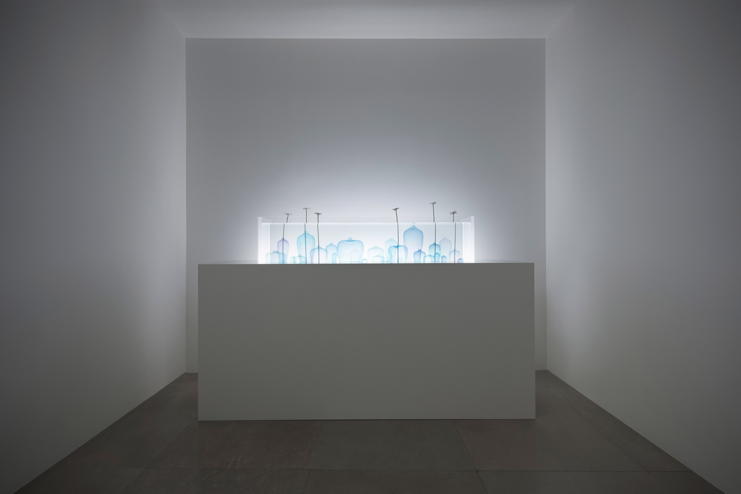 Invisible Outlilnes Exhibition by Nendo