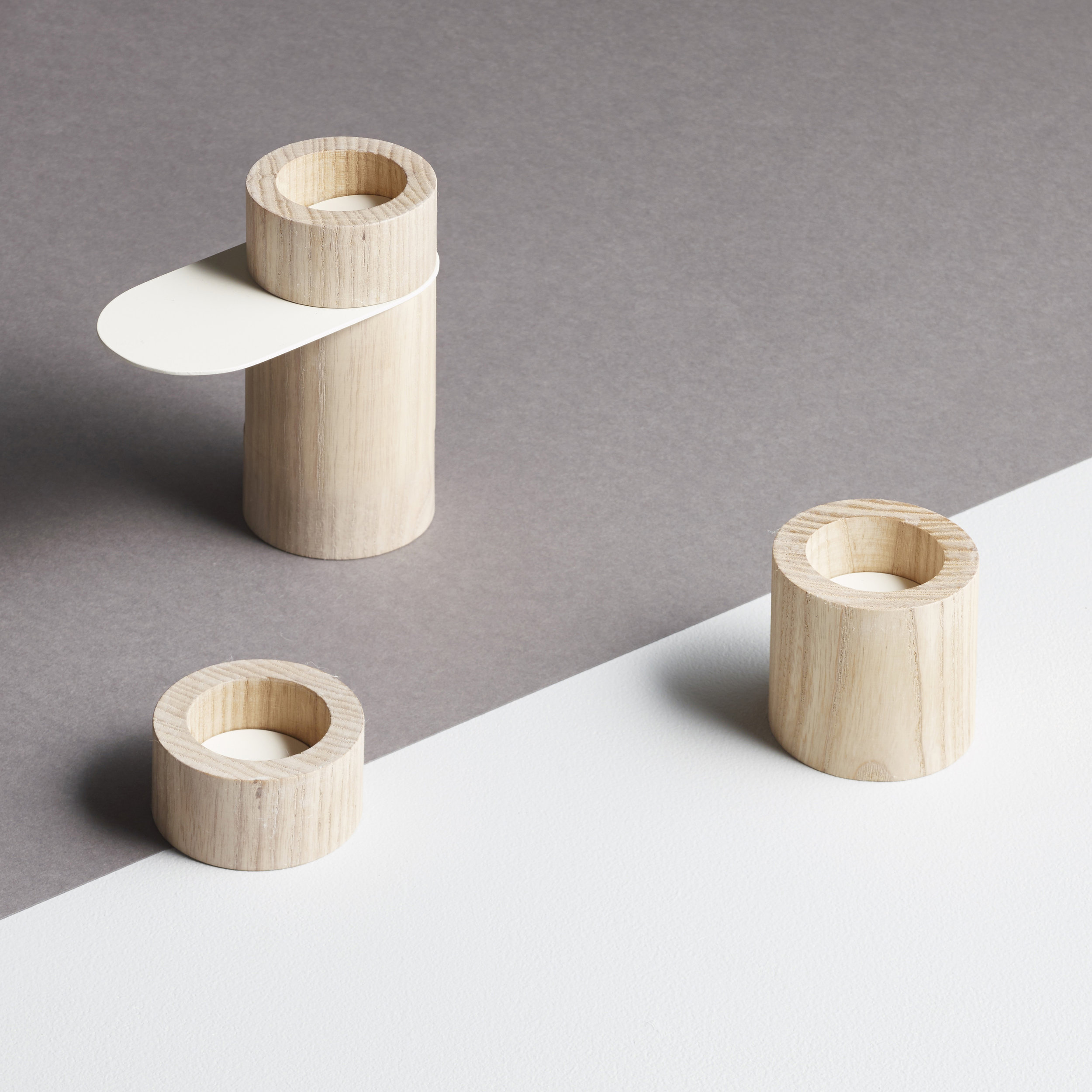 Ash Candleholder from dot.home