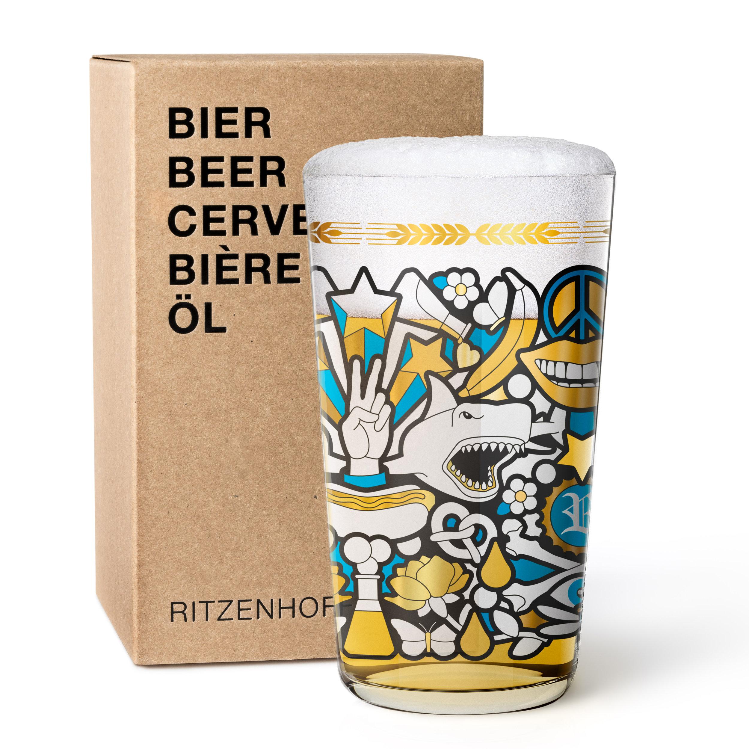 Ritzenhoff N25Y from White Brand Agency