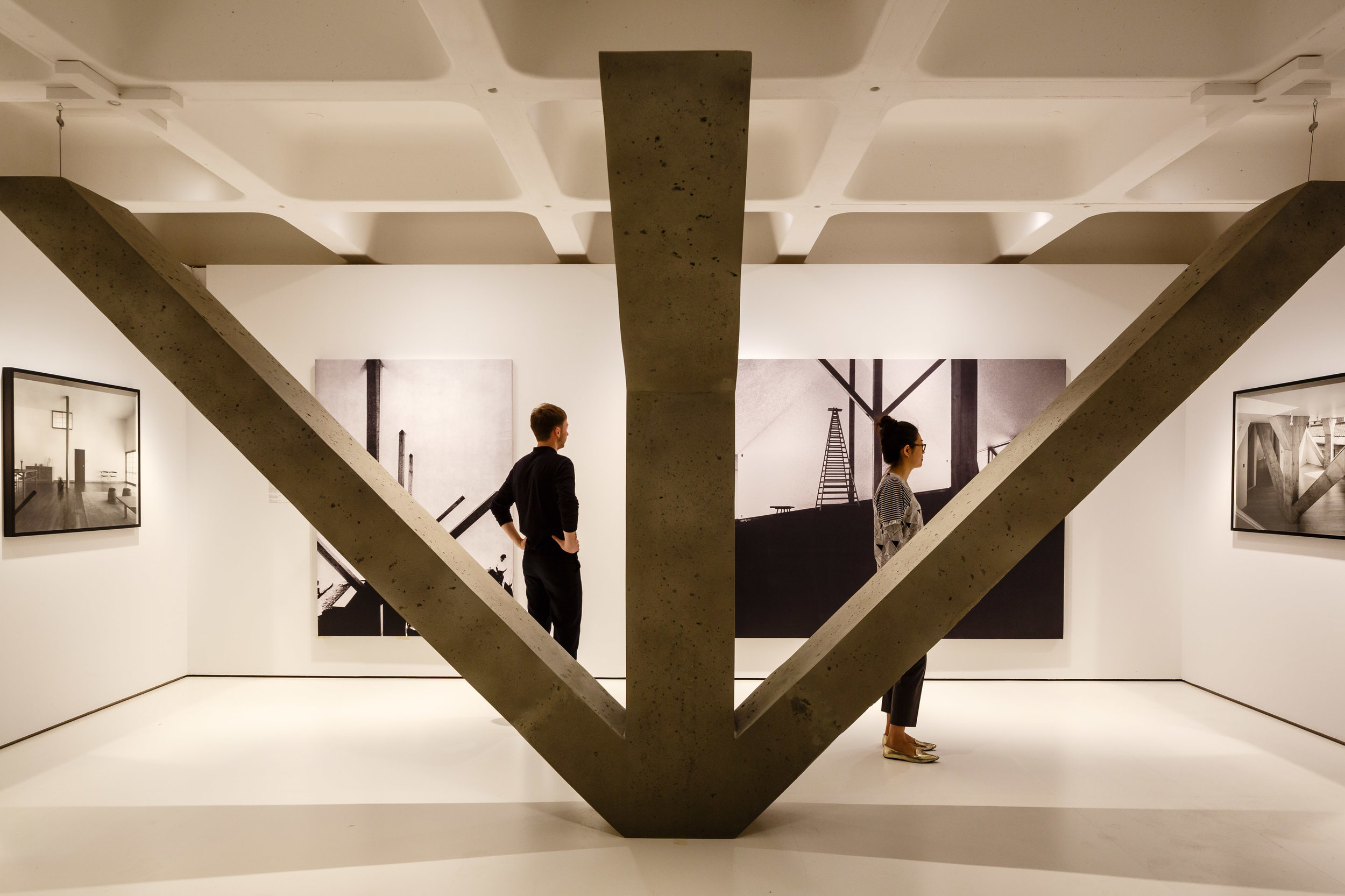 Installation View, Photo by Miles Willis / Getty Images