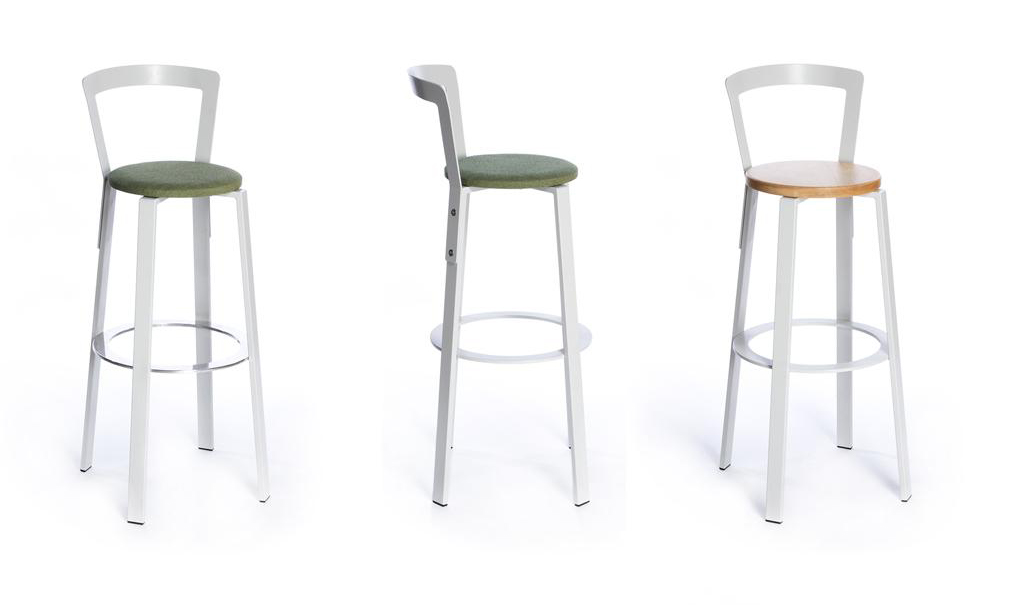 Above: New Alf Stool range from MARK Product