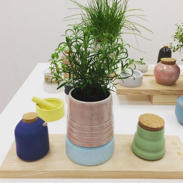 Ceramic collection by Bennita Adair George