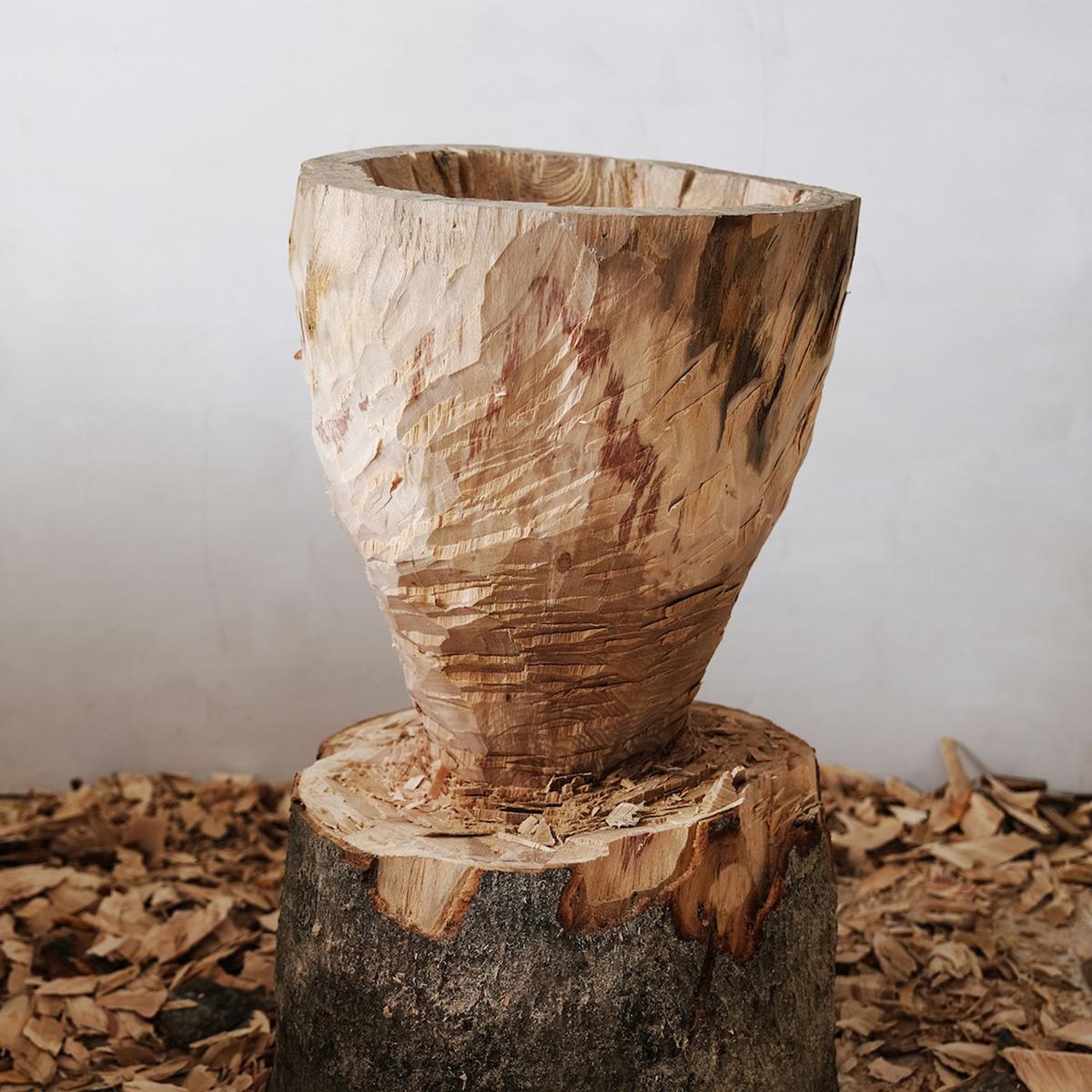 Forest + Found (Stand 18 British Craft Pavilion)