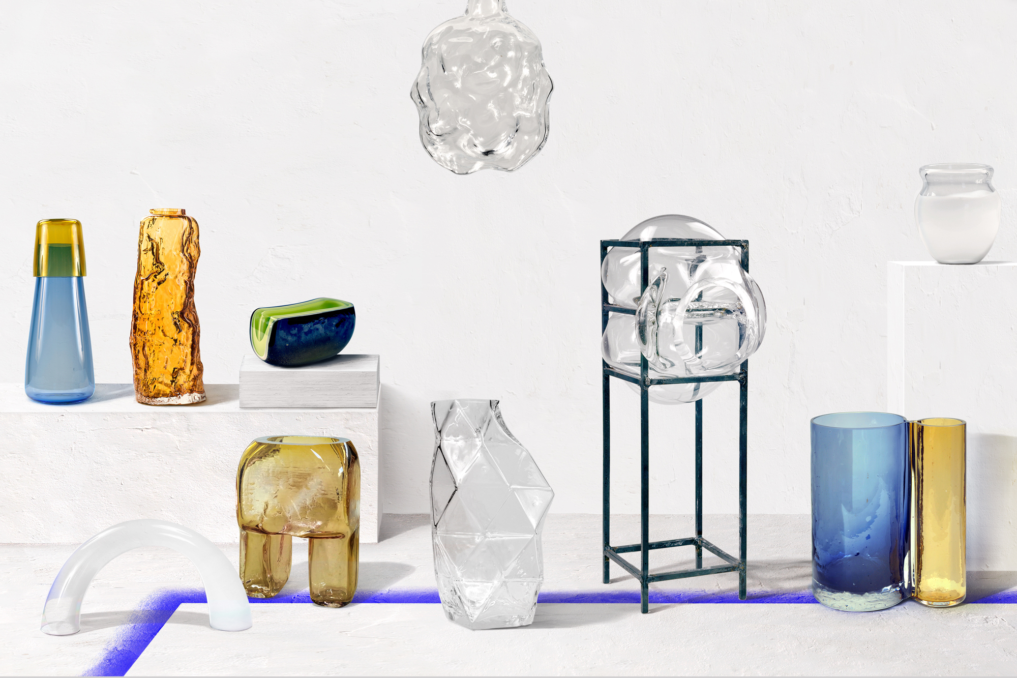 The Glass Cares collection from Off Portugal