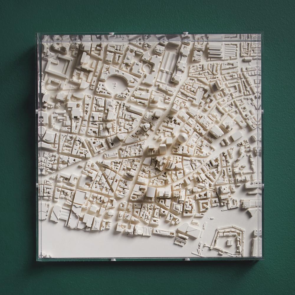 London Cityscape 1:5000