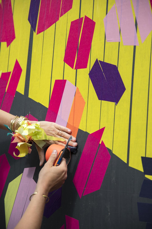 Aurelie Andres_Haru Stuck on Design_Clerkenwell Design Week_Finished Installation.jpg