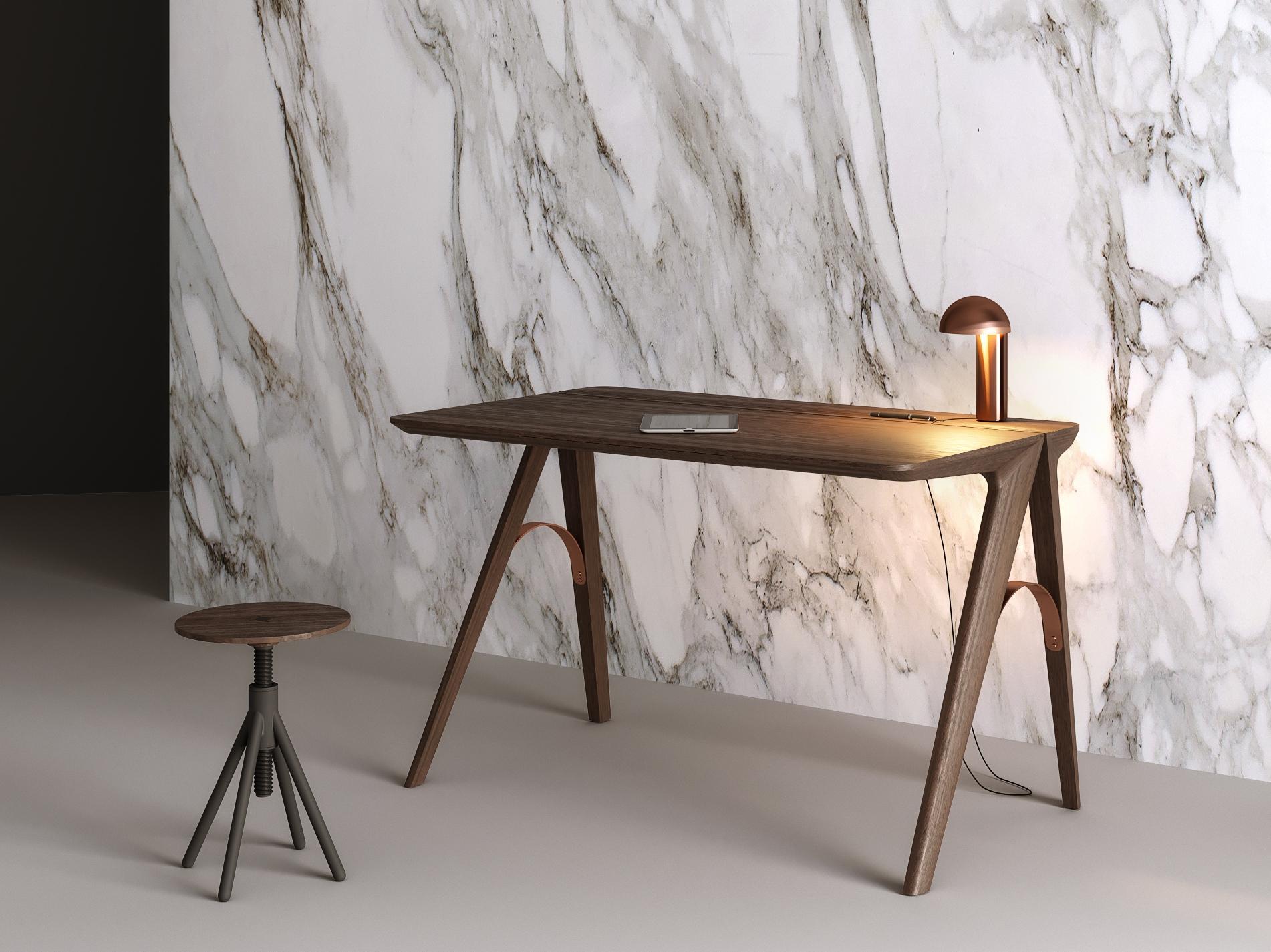Associative Design_The Best of Portugal Bridge Desk by Christophe de Sousa for Wewood