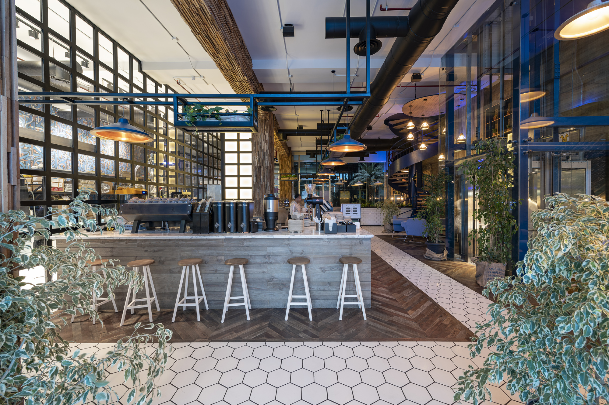 Brew 92 Interior by Liqui Group