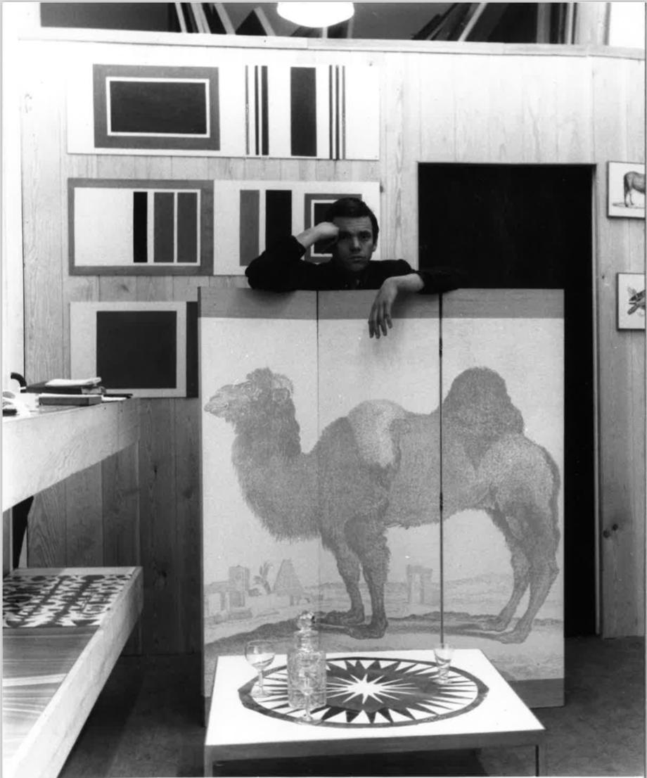 Barry Daniels, 1960