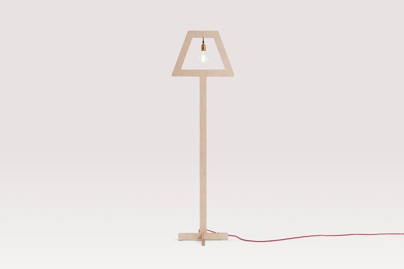 Symbol Floor Lamp